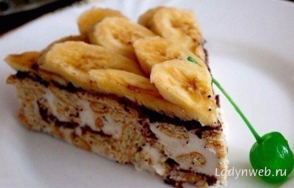 Вкусные домашние торты