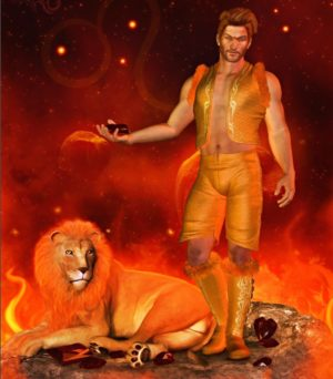 Мужчина Лев в отношениях