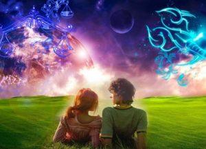 Сочетание знаков Зодиака в отношениях