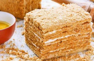 Торт «Медовик»: простые рецепты