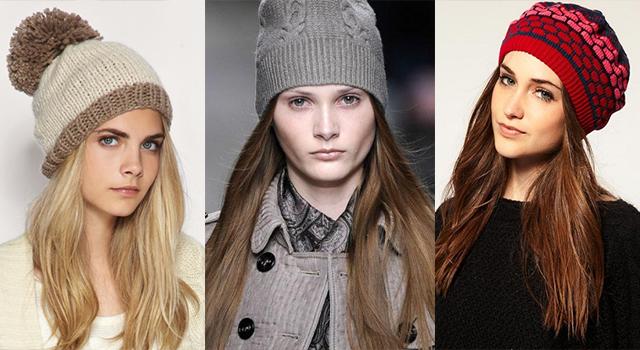 шапки для овальной формы лица